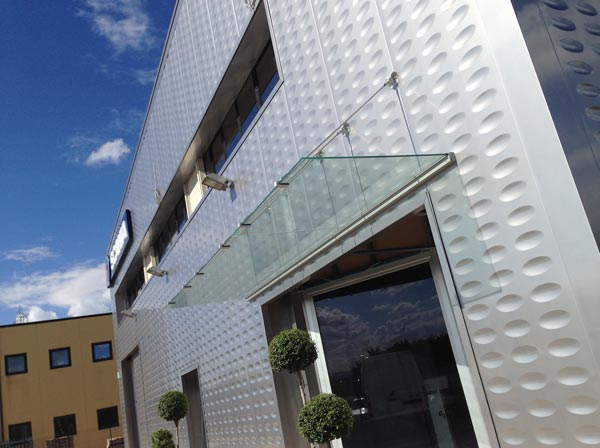 paneles aislantes arquitectonicos