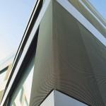mallas arquitectonicas - arquitectura con malla desplegada