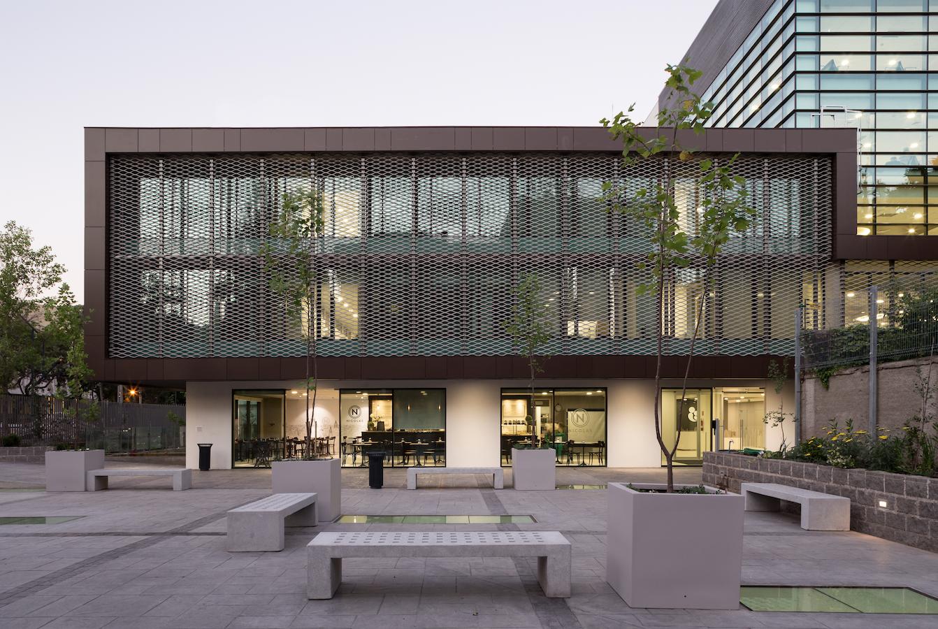 Soluciones para la arquitectura en malla