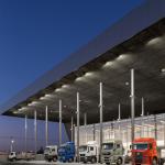 Proyectos en Chile - Edificio Grupo Porsche Chile