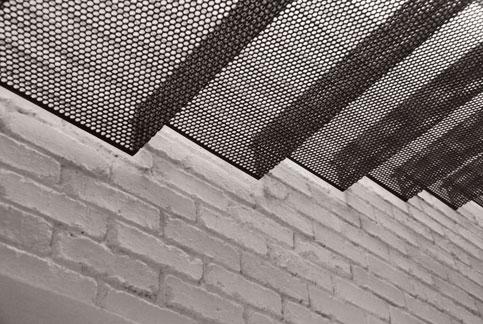 Soluciones para la arquitectura perforada